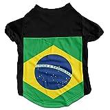 YOIGNG Fashion Sleeveless Flag Of Brazil...