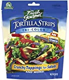 Fresh Gourmet Tortilla Strip, Tri Color, 3.5 oz