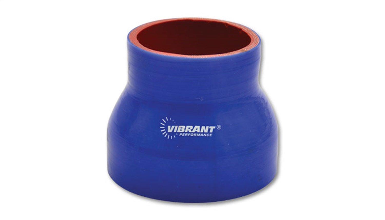Vibrant 2761B Blue 2.5 x 3.25 Reducer Coupling