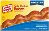 Fully cooked, 100% real bacon in a resealable pouch. After opening the inner pouch, refrigerate and use within 14 days.