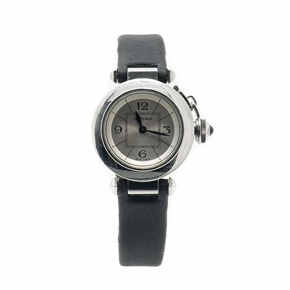 Cartier Pasha cuarzo mujer reloj w31023 m7 (Certificado) de segunda mano: Cartier: Amazon.es: Relojes