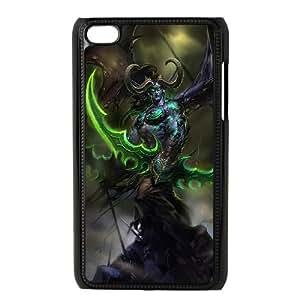 Illidan Stormrage iPod Touch 4 Case Black&Phone Accessory STC_152076