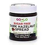 Go*Lo Foods Dark Hazelnut Spread
