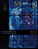 Otherwise Unseeable (Wisconsin Poetry Series)