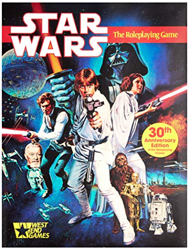 Star Wars: The Role Playing Game Anniversary from Fantasy Flight Games