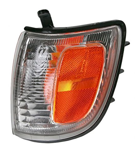 Side Marker Corner Parking Light Turn Signal Driver Left LH for 99-02 4Runner AM Autoparts