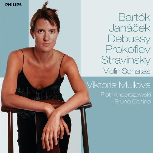 20th Century Violin Sonatas by Viktoria Mullova (2006-01-01)