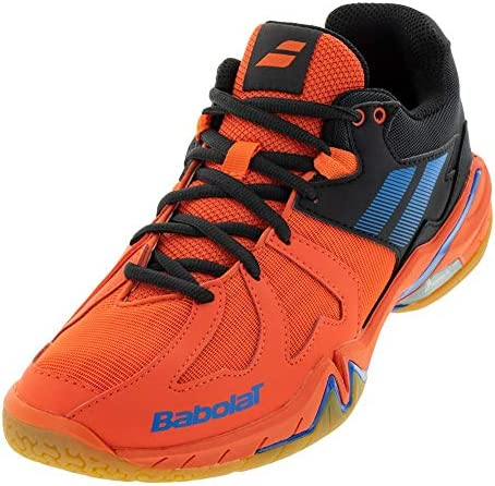 Babolat Mens Shadow Spirit Tennis Badminton Racquetball Squash Indoor Court Shoes