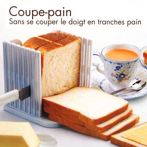 1 X Bread Slicer - Kitchen Slicing Guide Cutter Loaf Bagel Applicable