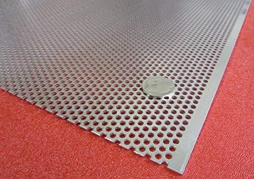 - 3003 Aluminum Perforated Sheet.063