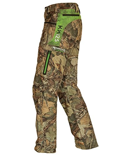 Monster Camo KX125 High Performance Off Road Pant (36 x 34)