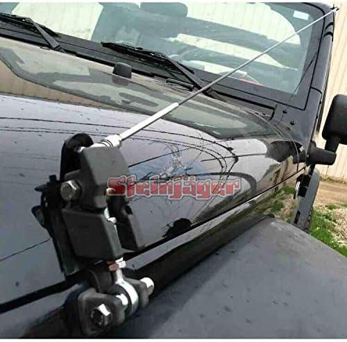 Steinjager Limb Riser Cheap bargain for 2007-2018 J004094 Jeep JK Price reduction JKU Wrangler