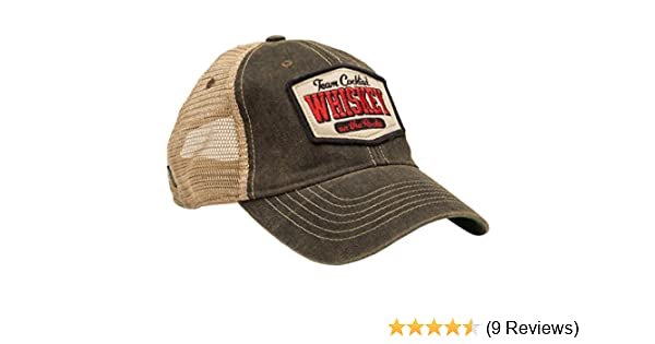 62368570055a5 Southern Comfort whiskey Trucker Hat mesh hat snapback hat maroon Clothing