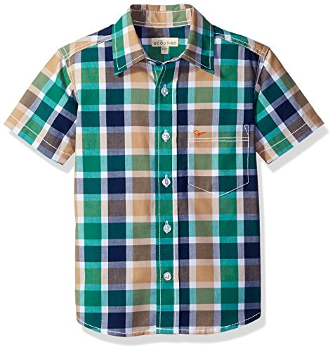 Scout Ro Short Sleeve Check Shirt product image