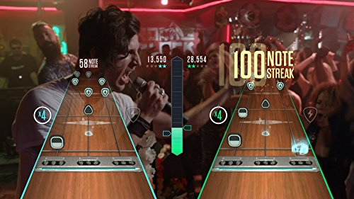 Guitar Hero Live Supreme Party Edition 2 Pack Bundle - Xbox One 2