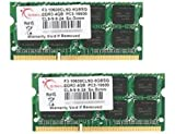 G.SKILL 8GB (2 x 4GB) 204-Pin DDR3