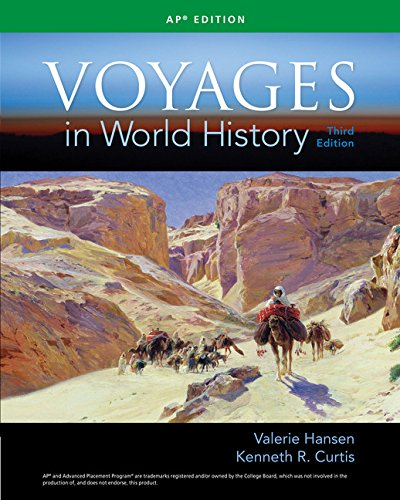 Download Voyages in World History PDF