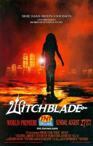 Amazon com: Witchblade TNT TV Series: WTC, Twin Towers, World Trade