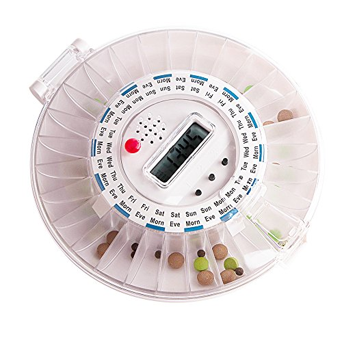 30 day automatic pill dispenser - 5