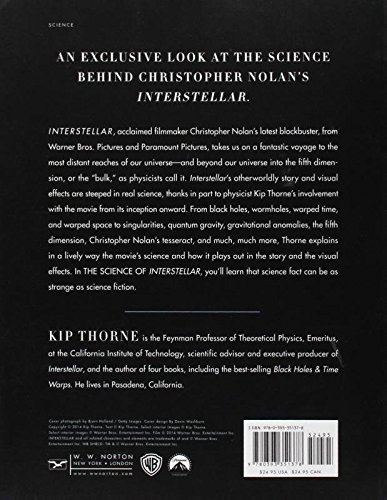 Thorne of interstellar kip the pdf science