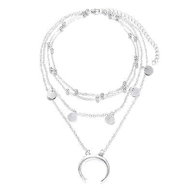 collier ras de cou elegant