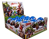 Marvel Avengers Assemble Candy and Sticker Filled Eater Egg, 1 oz, Case of 12