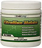 Citrulline Malate - Muscle Pump, Pre workout powder, Nitric Oxide Booster, Boost Muscle Vascularity Unflavored - 100g