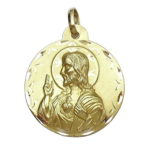 médaille d'or 18k omoplate [626]