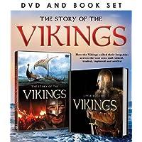 Vikings DVD/Book Gift Set