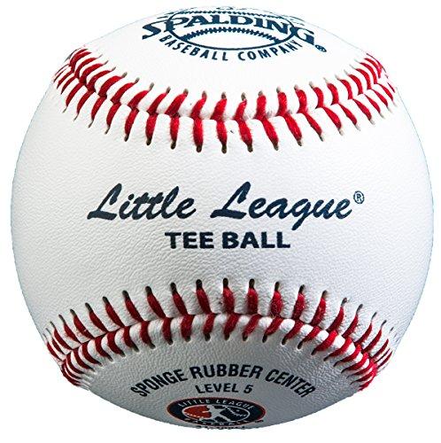Little League Tee Ball (Spalding Little League Tee Ball Baseball (1 Dozen))