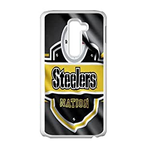 WAGT pittsburgh steelers logo Phone Case for LG G2