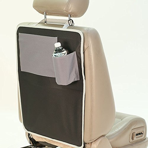 (FH Group FH1182GRAY FH1182-GRAY Car Seat Back Protector (E-Z Travel))