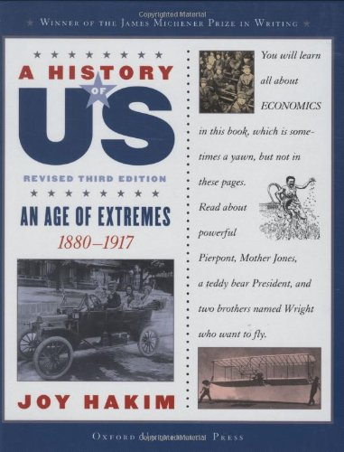 An Age of Extremes: 1880-1917 (A History of Us)