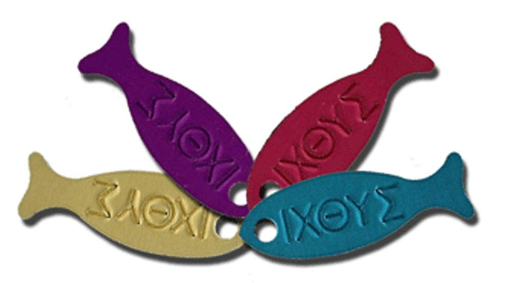 Anodized Fish (Assorted Colors) (1)