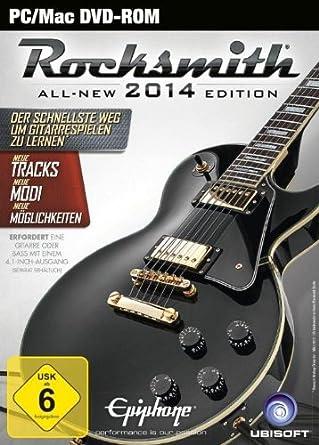Rocksmith 2014 (Mit Kabel) [Importación Alemana]: Amazon.es ...