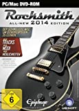 Rocksmith 2014 + Kabel [import allemand]