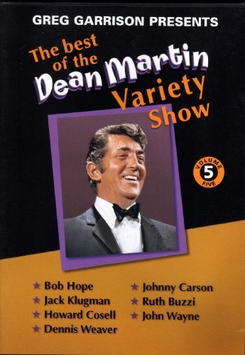 The Best of the Dean Martin Variety Show , Vol. 5