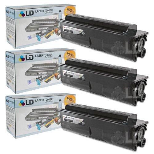 (LD Compatible Toner Cartridge Replacement for Kyocera FS-2020D TK-342 (Black, 3-Pack))