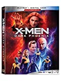 DVD : X-Men: Dark Phoenix [Blu-ray]