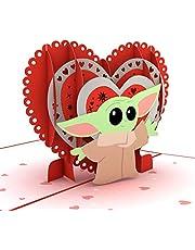 Lovepop Star Wars Christmas Pop Up Cards - 3D Cards, Holiday Pop Up Cards, Star Wars Cards, Pop Up Birthday Cards, Christmas Pop Up Cards, Holiday Greeting Cards