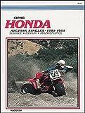 1981-1984 HONDA ATC250R SERVICE MANUAL/HONDA, Manufacturer: CLYMER, Manufacturer Part Number: M342-AD, Stock Photo - Actual parts may vary.