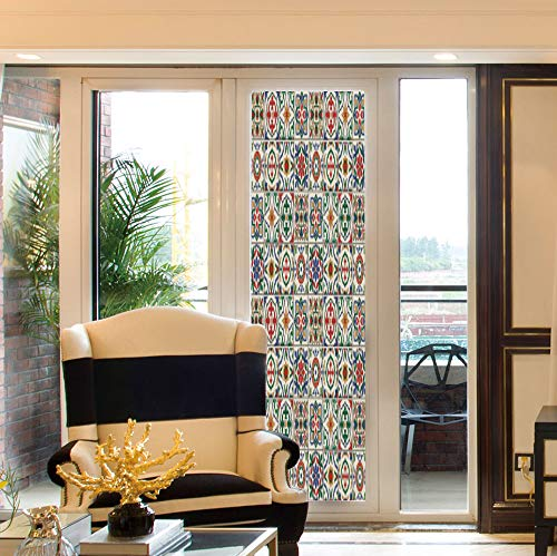 YOLIYANA Environmental Protection Window Film,Moroccan,for for sale  Delivered anywhere in USA