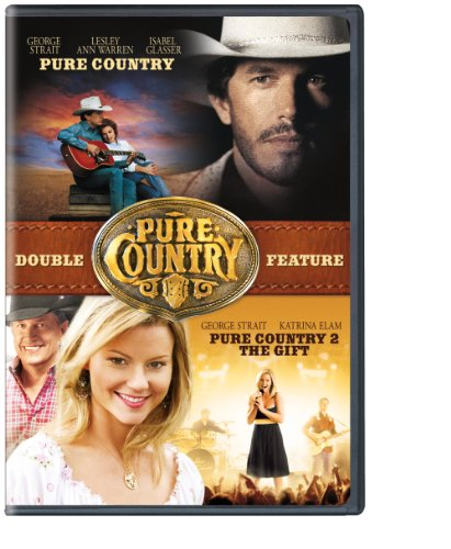 DVD : Pure Country/ Pure Country 2 (Eco Amaray Case, 2 Disc)