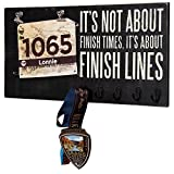 Primitives by Kathy Finishing Lines Bib Hook Plaque