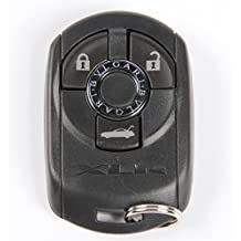 ACDelco 10354922 GM Original Equipment 3 Button Keyless Entry Remote Key Fob