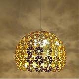 ANDP E2718CM line 1M modern restaurant plum balls in a crystal chandelier line LED1PC , gold