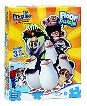 Megabrands Penguins of Madagascar Floor Puzzle