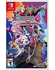 Disgaea 6: Defiance Of Destiny Unrelenting Edition - Nintendo Switch