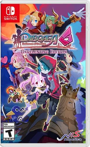 Disgaea 6: Defiance of Destiny: Unrelenting Edition – Nintendo Switch