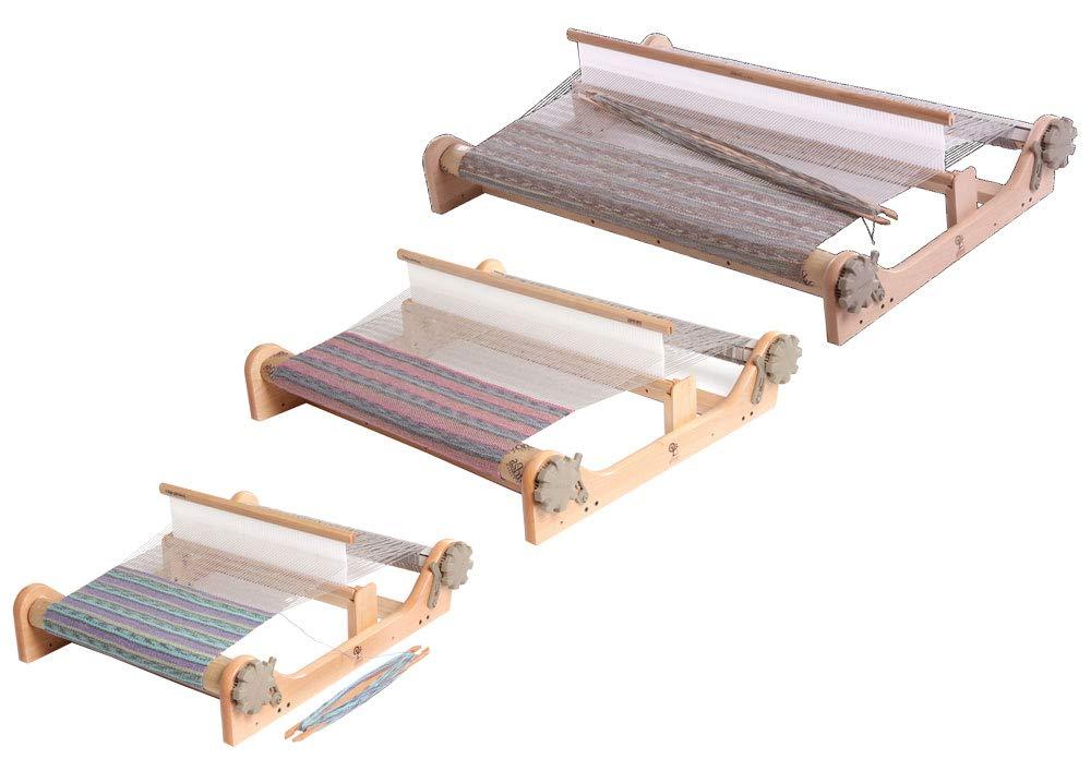 10 Ashford SampleIt Weaving Loom Weaving Width 25cm
